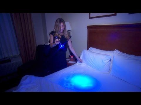 Hotel cambiano le lenzuola? Esperimento della tv Usa4