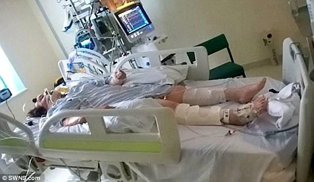 In coma dopo incidente: medici stanno per staccare macchine4