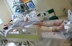 In coma dopo incidente: medici stanno per staccare macchine, lei…FOTO