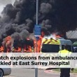 Irlanda, ambulanza esplode davanti ospedale5