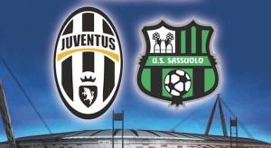 Juventus-Sassuolo streaming e diretta tv: dove vederla