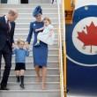 Kate Middleton e famiglia in Canada3