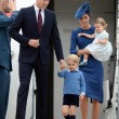 Kate Middleton e famiglia in Canada111