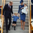 Kate Middleton e famiglia in Canada8