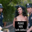 Katy Perry senza veli per Hillary Clinton3