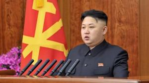 Guarda la versione ingrandita di Kim Jong-un (foto Ansa)