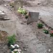 Lecce, forte maltempo al cimitero sprofondano le bare3