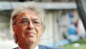 Massimo Moratti (foto Ansa)