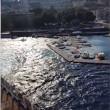 Messina, nave da crociera Carnival Vista provoca mini tsunami 7
