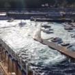 Messina, nave da crociera Carnival Vista provoca mini tsunami 10