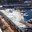 Messina, nave da crociera Carnival Vista provoca mini tsunami 9