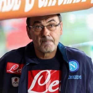 """Dinamo Kiev-Napoli, Sarri: """"Vittoria dedicata a mia moglie"""""""