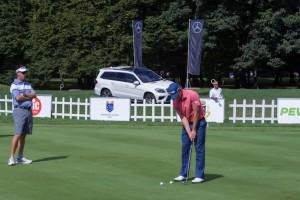 Mercedes-Benz sponsor e Official Car della 73° edizione dell'Open d'Italia
