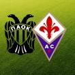 Paok-Fiorentina streaming e diretta tv Tv8, dove vederla