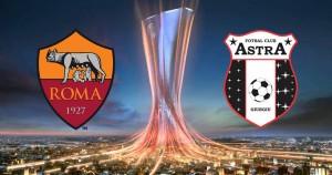 Roma-Astra Giurgiu diretta live. Formazioni ufficiali dopo le 20