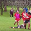Rugby, a 9 anni è troppo grosso4