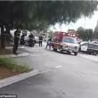 San Diego, polizia uccide nero malato di mente3