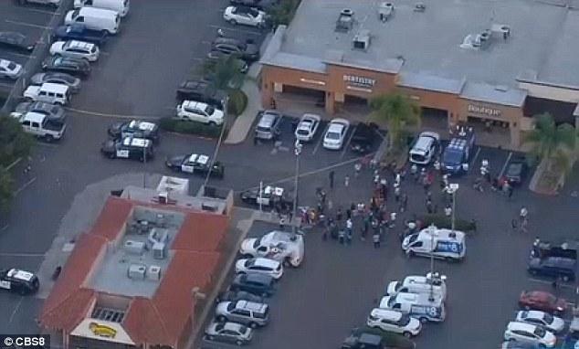 San Diego, polizia uccide nero malato di mente666