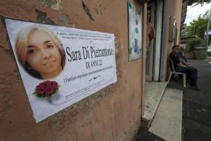 Guarda la versione ingrandita di Sara Di Pietrantonio, Vincenzo Paduano rischia l'ergastolo