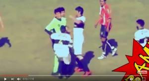 YOUTUBE Pugno a arbitro che finisce in ospedale, orrore in Argentina