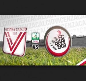 Vicenza-Bari, streaming-diretta tv: dove vedere Serie B