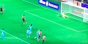 VIDEO - Mario Balotelli esordio con gol in Nizza-Marsiglia