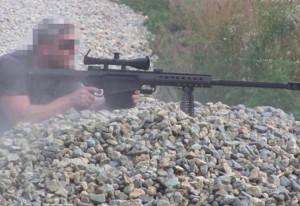 Isis, cecchino inglese uccide terrorista e sventa strage