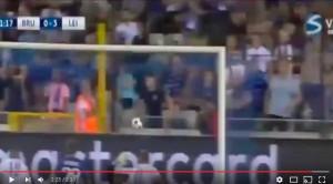 Club Brugge-Leicester 0-3, video gol highlights: Mahrez doppietta