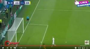 Legia Varsavia-Borussia Dortmund 0-6