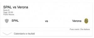 Spal-Verona streaming-diretta tv, dove vedere Serie B