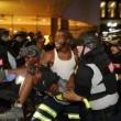 YOUTUBE Usa, nuova notte di scontri a Charlotte: un ferito grave. E' stato di emergenza 8
