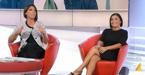 "Nunzia De Girolamo e Alessia Morani, scontro tv: ""Scema, gallina da studio"" VIDEO"