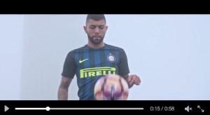 """Gabigol si presenta: """"Inter è la squadra più grande d'Italia"""""""