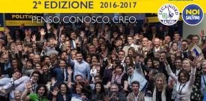 """YOUTUBE Matteo Salvini """"prof"""" di politica. Sei lezioni, 590 euro"""
