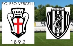 Guarda la versione ingrandita di Pro Vercelli-Cesena streaming - diretta tv, dove vedere Serie B