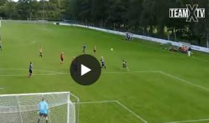 YOUTUBE Rovesciata gol alla Ibrahimovic in Holte-Team X