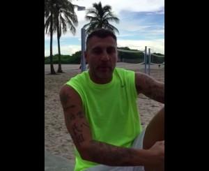 "VIDEO - Vieri: ""Francesco Totti ha 40 anni? Ti sfido a footvolley"""