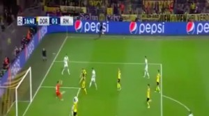 Borussia Dortmund-Real Madrid 2-2