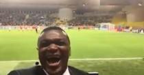 VIDEO YOUTUBE Desailly riprende gol Monaco, esultanza è virale
