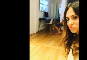 VIDEO - Jessica Melena tenta Ciro Immobile ma lui preferisce i videogiochi