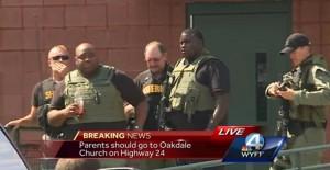 Usa, sparatoria a scuola elementare di Townville: arrestato un adolescente