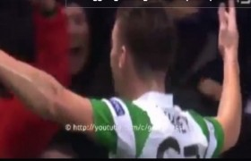 Celtic-Manchester City 3-3, video gol highlights Champions League
