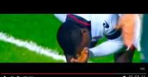 VIDEO – Krasnodar-Nizza, Mario Balotelli gol e… vomito