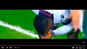VIDEO - Krasnodar-Nizza, Mario Balotelli gol e... vomito