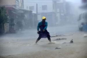 Guarda la versione ingrandita di YOUTUBE Super tifone Meranti colpisce Taiwan: venti fino a 370 km/h, onde alte 14 metri