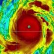 Super tifone Meranti colpisce Taiwan