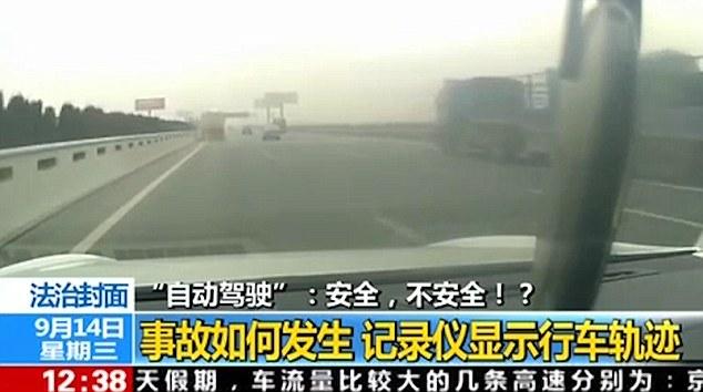 Tesla senza pilota, nuovo incidente mortale in Cina5