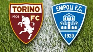 Torino-Empoli streaming e in diretta tv, dove vederla