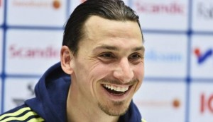 Zlatan Ibrahimovic (foto Ansa)