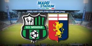 Sassuolo-Genoa streaming e in diretta tv, dove vederla